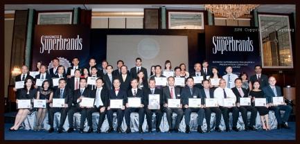 super brand group photo