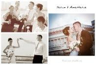 russian wedding day