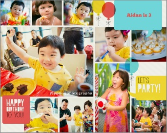 Aidan is 3 by raynmag