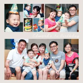 Edward's Birthday