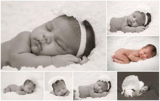 Hema's new born baby