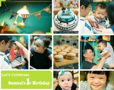 Samuel's Birthday