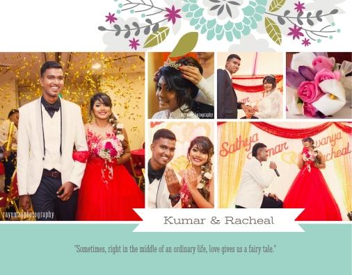 Racheal & Kumar