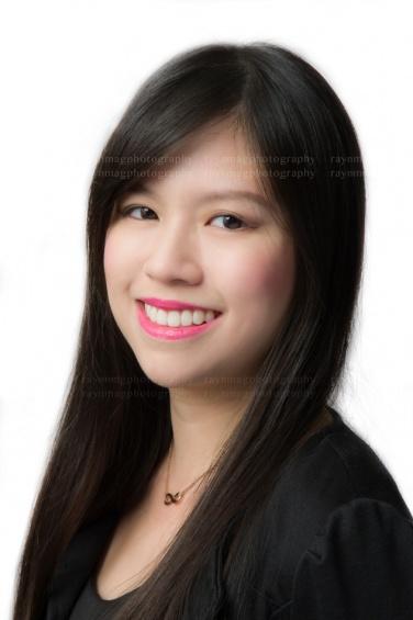 asian female portrait